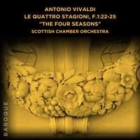Antonio Vivaldi: Le quattro stagioni, F.1:22-25