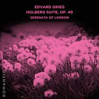 Edvard Grieg: Holberg Suite, Op. 40