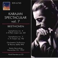 Karajan Spectacular Vol Vii World Premiere on CDRadio Rec 24 Dember, 1952