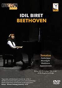 Beethoven: Piano Sonatas Nos. 8, 14, 21, & 23