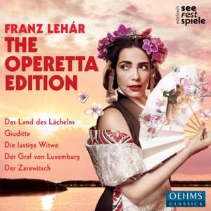 Lehár: The Operetta Edition