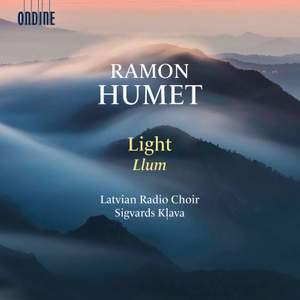 Ramon Humet: Light (Llum)