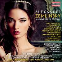 Alexander Zemlinsky: Anniversary Edition