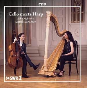Cello Meets Harp Product Image