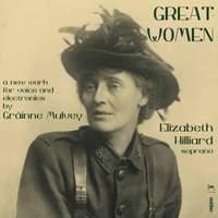 Gráinne Mulvey: Great Women