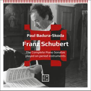Schubert: The Complete Piano Sonatas Played on Period Instruments Product Image