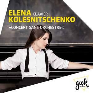 Concert sans orchestre