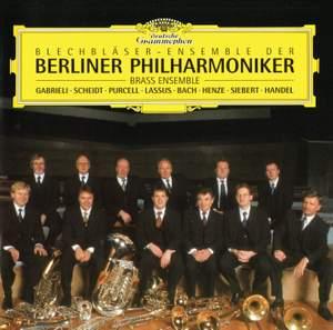 Berliner Philharmoniker Brass Ensemble