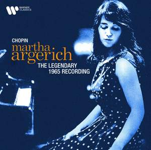 Martha Argerich - The Legendary 1965 Recording