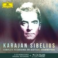 Karajan: Complete Sibelius Recordings On DG