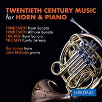 20th Century Music for Horn and Piano