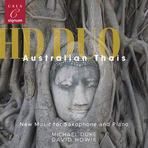 Australian Thais: New Music For Saxophone & Piano Product Image