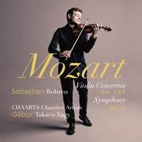 Mozart: Violin Concertos Nos. 3 & 5; Symphony No. 29