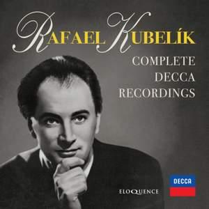 Rafael Kubelik: Complete Decca Recordings Product Image