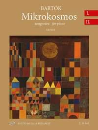 Bartók: Mikrokosmos Volumes 1-2 (piano)