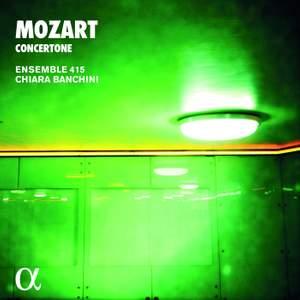 Mozart: Concertone