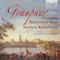 Graupner: Complete Harpsichord Music