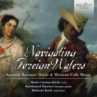 De Murcia, Sanz Spanish Baroque Music & Mexican Folk Music