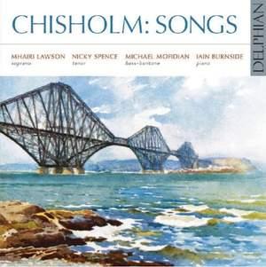 Erik Chisholm: Songs Product Image