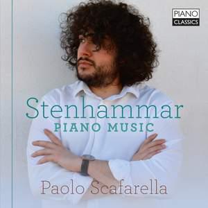Stenhammar: Piano Music Product Image