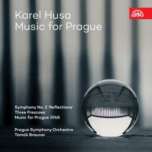 Karel Husa: Music For Prague