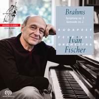 Brahms: Symphony No. 3 & Serenade No. 2