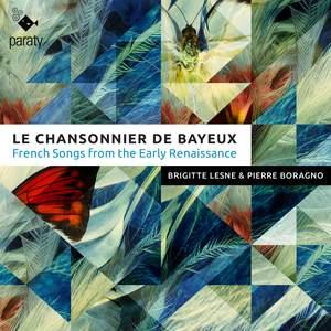 Le Chansonnier de Bayeux