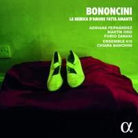 Bononcini: La nemica d'amore fatta amante