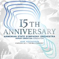 15th Anniversary: Khachaturian – Symphony No. 2 in E Minor 'The Bell'