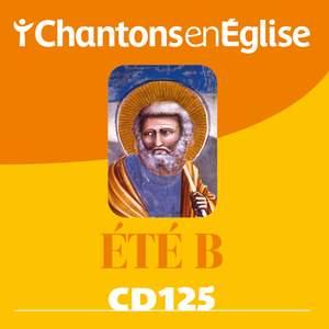 Chantons en Église CD 125 Été B