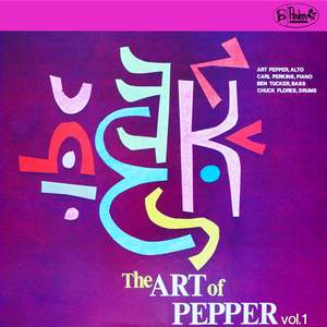 The Art of Pepper, Vol. 1