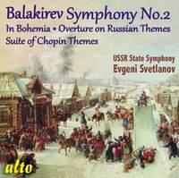 Balakirev: Symphony No. 2 & Orchestral Works