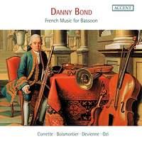 French Music For Bassoon: Boismortier/ Courette/ Devienne