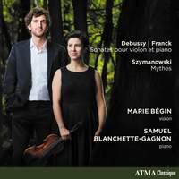 Debussy/ Franck/ Szymanowski