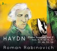 Joseph Haydn: Piano Sonatas, Vol. 2