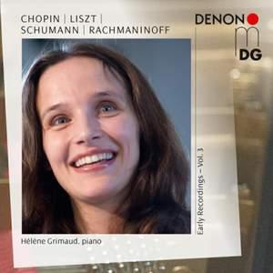 Chopin / Liszt / Schumann / Rachmaninov