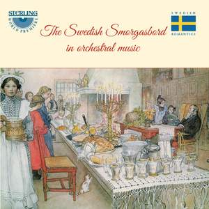 The Swedish Smorgasbord in Orchestral Music Product Image