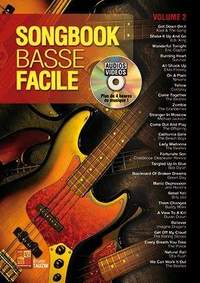 Bruno Tauzin: Songbook Basse Facile - Volume 2