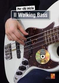 Bruno Tazzino: Per chi inizia il walking bass