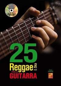 Daniel Puentes: 25 reggae and ska para la guitarra