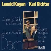 Bach: Violin Sonatas / Sonaten für Violine & Cembalo, BWV 1014-1019
