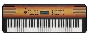 Yamaha Digital Keyboard PSR-E360MA Maple