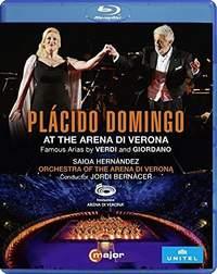 Plácido Domingo at the Arena di Verona (Blu-ray)