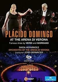 Plácido Domingo at the Arena di Verona (DVD)