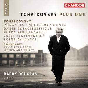 Tchaikovsky Plus One Vol. 3