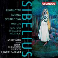 Sibelius: Luonnotar, Tapiola & Spring Song
