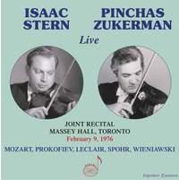 Stern & Zukerman Live