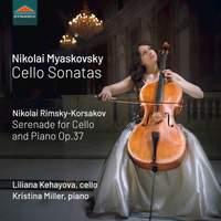 Nikolai Myaskovsky: Cello Sonatas
