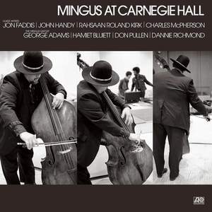 Mingus at Carnegie Hall Product Image