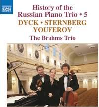History of the Russian Piano Trio Vol. 5